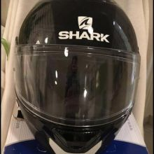 Casque shark carbone xs