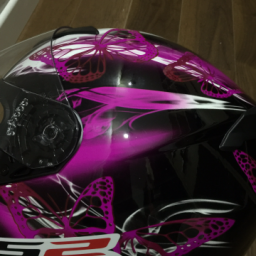 Casque femme ls2 taille l neuf